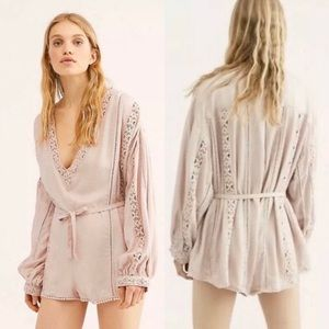 NWT intimately free people I mean it romper